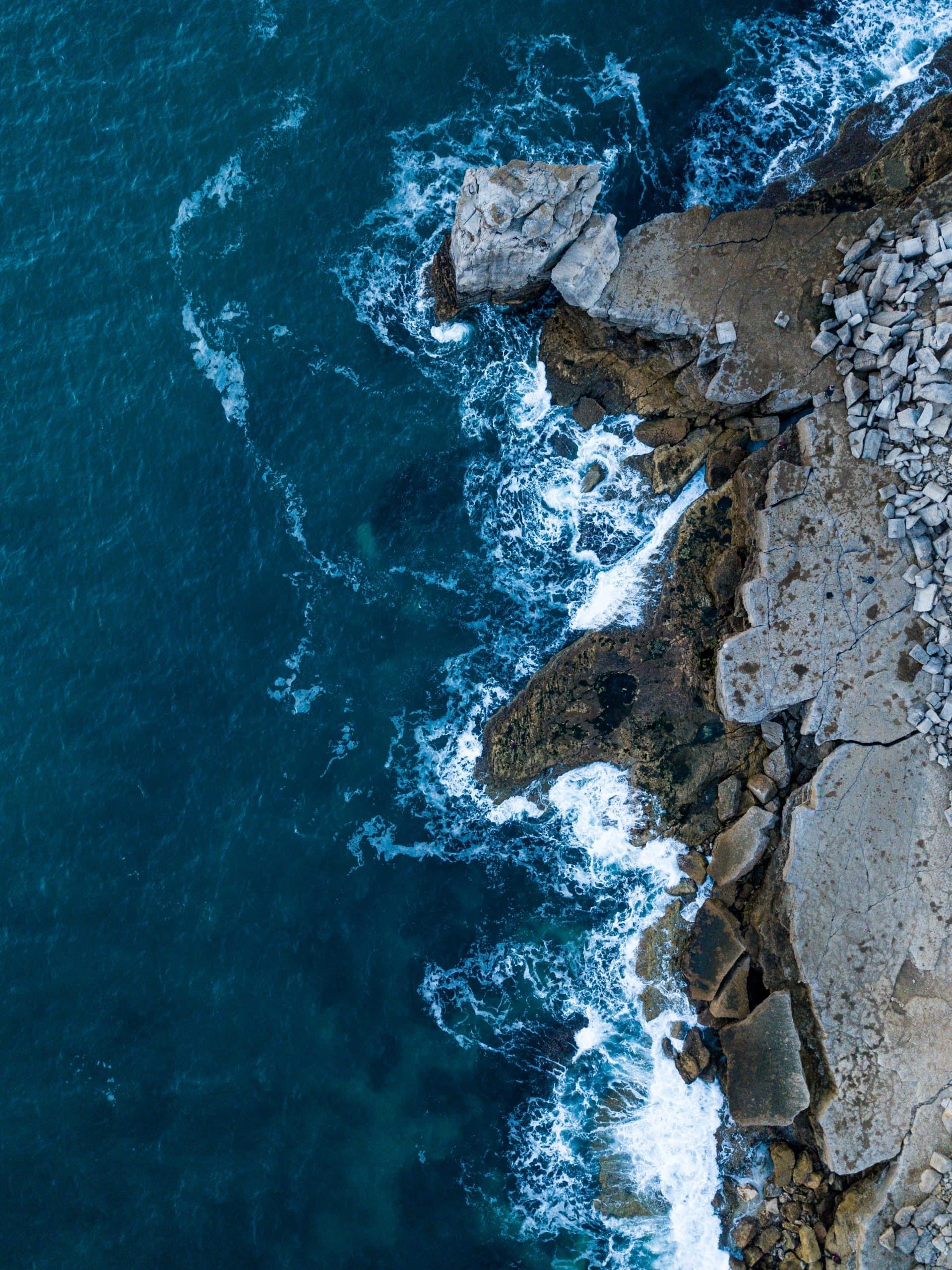 coasteering dorset portland bill