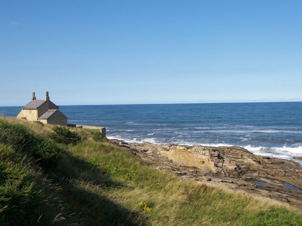 horwick coasteering location
