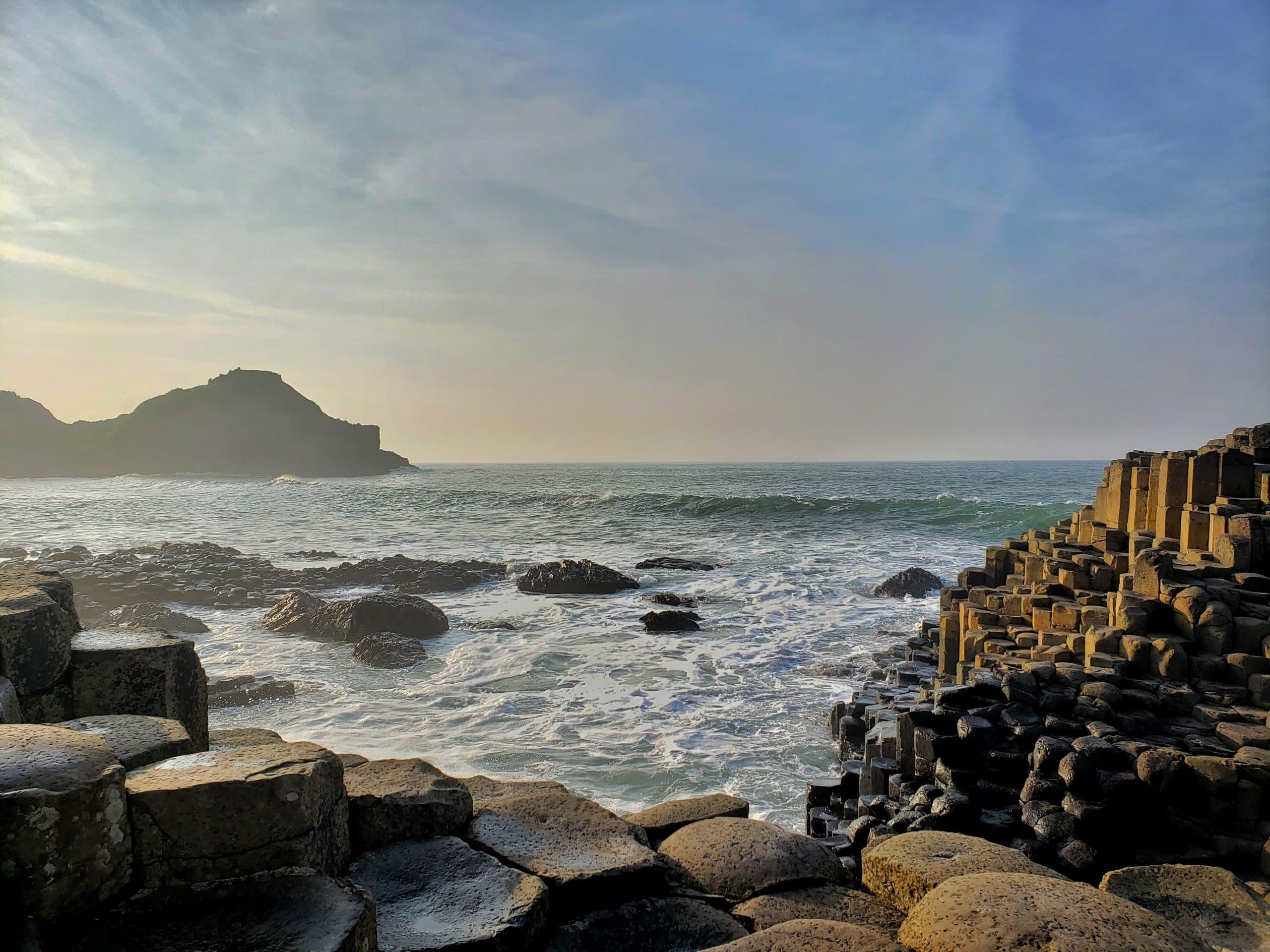 coasteering northern ireland giants causeway