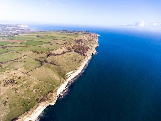 swanage coasteering location