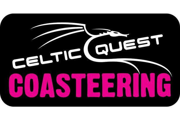 Celtic Quest Coasteering logo